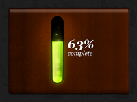 Toxic progress bar