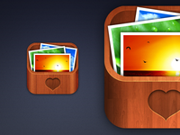iOS App icon for TreasureBox