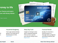 Money Adviser - card & wallet