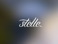 Unpolished Stelle logo