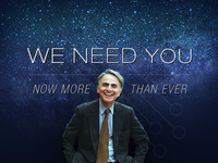 My Hero: Carl Sagan