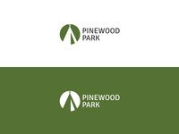 Pinewood Holiday Park - Logo edit