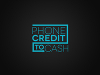 Phone Credit To Cash Logo