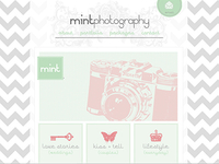 Mint photography