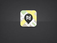 Nearby Now iOS icon