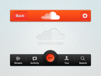Sound cloud ios rework