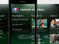 Fantasy Football App (Unbranded)