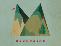 """M"" is for Mountain!"
