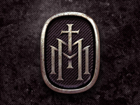 Monogram Badge