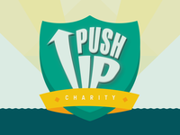 PushUp Charity new Logo