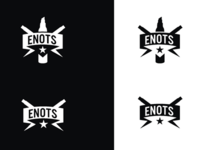 ENOTS Crossed Pens