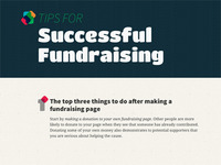 Tips for Successful Fundraising