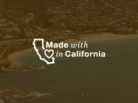 Made with Love in California