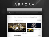 Arpora Wordpress Theme