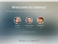 What is Udemy?