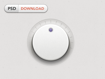 Download Knob PSD