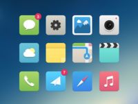 iOS7 alternative Icons