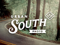 Urban South Photo logo