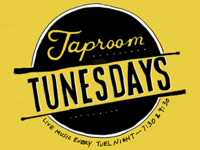 Taproom Tunesdays flier