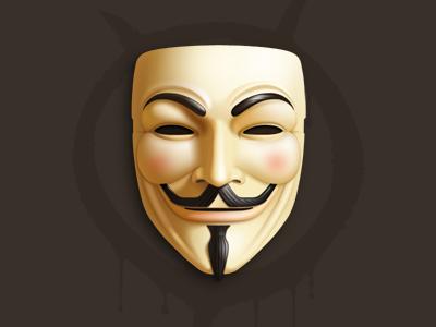 For Vendetta  V For Vendetta Mask
