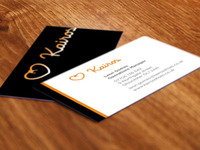 Kairos business card