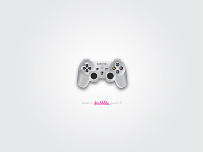 what a Dribbble game?!