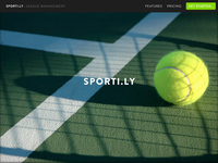Sportily Website