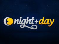 Night + Day Logo