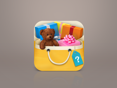Gift Decider iOS icon
