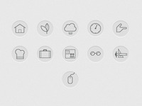 vtalk Icon Set