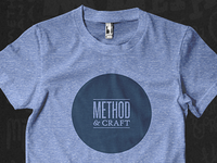 Method & Craft Shirt – Updated and Reissued