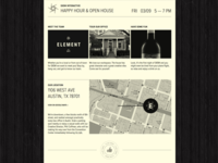 Element Happy Hour & Open House