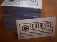 Catalyst Design Cards