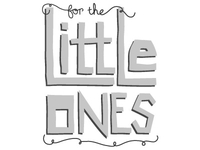 For the Little Ones - logo progress work