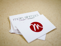 My Business Cards Have Arrived!