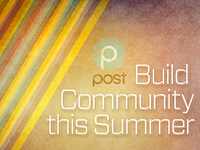 Build Community graphic