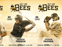 Salt Lake Bees - Season Tickets