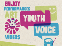 Youth Voice Flyer