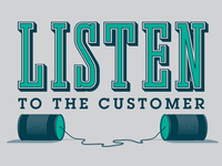 Corporate Graphics - Listen to the Customer