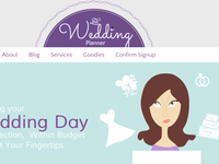 Wedding Planner Theme