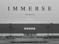 Immerse Journal