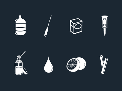 Mead Recipe Icons