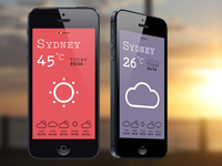 A quick weather app