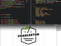 NewSpring Charleston Badge Online