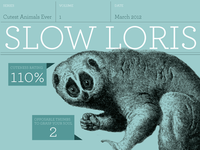Slow Loris Fact Sheet