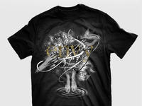 "envy - T-shirt ""Worn Heels And The Hands We Hold"""