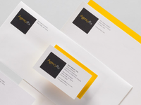 Agency RX Offset Stationery