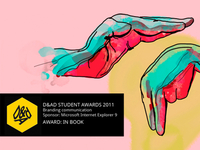 D&AD: Users Love Story (Award: inbook)