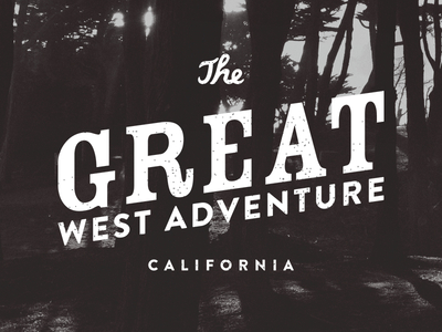 The Great West Adventure