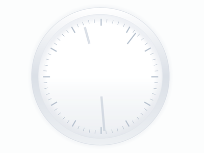Random Tweaks to Denis Khripkov's CSS Clock